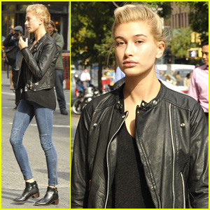 Hailey Baldwin Doesn't Have a Halloween Costume Yet!