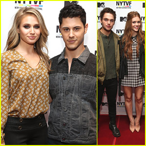 'Teen Wolf', 'Faking It' & 'Finding Carter' Casts Crash The New York Television Festival