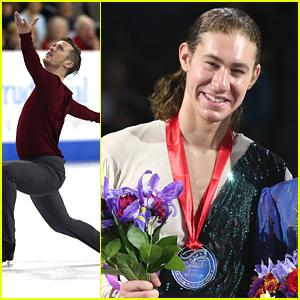 Jason Brown Captures Silver Medal at Skate America 2014