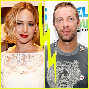Jennifer Lawrence & Chris Martin Break Up After Four Months of Dating