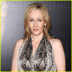 J.K. Rowling Uses Clues to Hint at Possible 'Harry Potter' Book