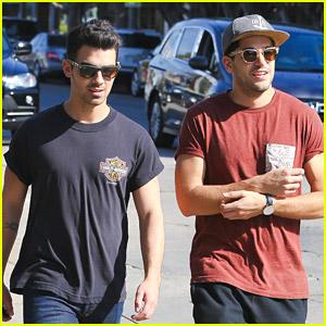 Gigi Hadid Says Joe Jonas Dating Rumors Are 'Funny' To Them