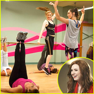 We'll Have Whatever Karen Gillan Is Having With Her Workout - Check Out New Stills From 'Selfie'!