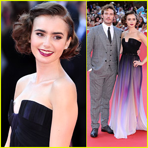 Lily Collins & Sam Claflin: 'Love, Rosie' Goes To Rome