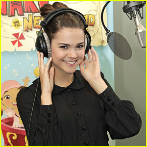 Maia Mitchell Is 'Jake & The Never Land Pirates' Wendy! (Exclusive Pics)