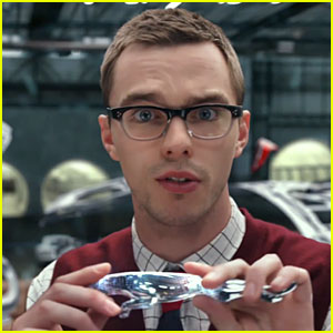 Nicholas Hoult Is The ...