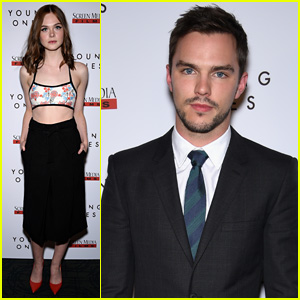 Nicholas Hoult on Ex Jennifer Lawrence's Nude Photo Hack: 'It's a Shame'