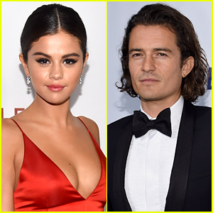 Selena Gomez & Orlando Bloom Are Not Dating, He Says