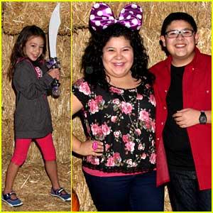 Rico Rodriguez Siblings