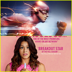 'The Flash' & 'Jane the Virgin'