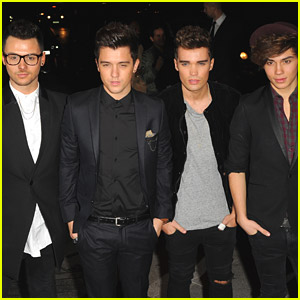 Union J On Their New Single: 'We've Gone Back To Old Roots'