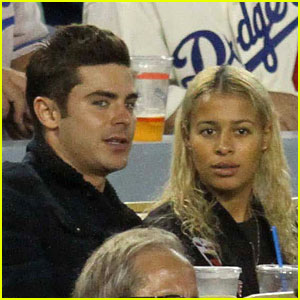 See Zac Efron & Rumored Girlfriend Sami Miro Hanging Out Last Month!
