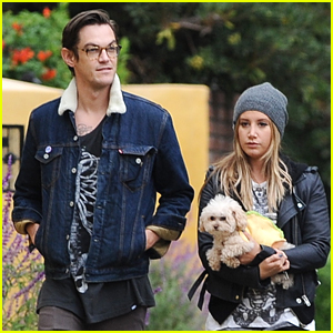 ashley tisdale christopher french get ready for first halloween as married couple - Ashley Tisdale Halloween
