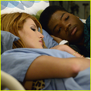 Bella Thorne Causes A Major Mess On Tonight's 'Red Band Society'
