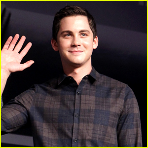 All These Celebs Have Major Crushes on Logan Lerman