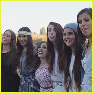 Cimorelli Premieres Inspiring 'You're Worth It' Music Video - JJJ Exclusive!