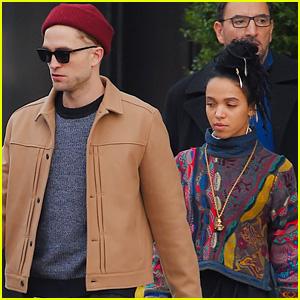 FKA twigs Says Robert Pattinson Relationship Attention is 'Weird'