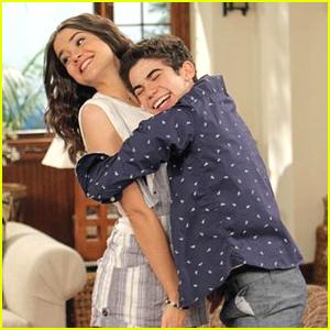 Luke Just Won't Let Go Of Shayelee In New 'Jessie's Aloha Holidays' Stills