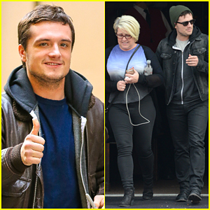 Josh Hutcherson Wouldn't Eat Katniss If Given the Opportunity to Eat Human Flesh