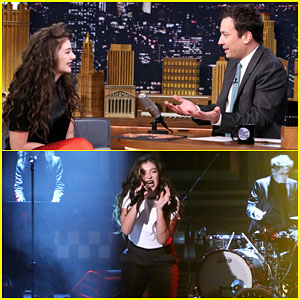 Lorde Pretended to Be Taylor Swift's Manager Once - Watch Here!