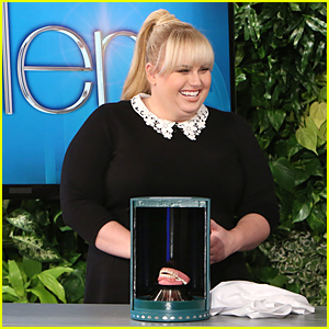 Rebel Wilson Makes Us Laugh During Pitch Please Game on 'Ellen' - Watch Now!