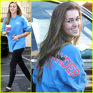 Sadie Robertson Is 'Surprised' She's Made It This Far on 'DWTS'