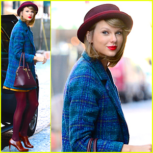 Taylor Swift Set to Perform on This Year's Thanksgiving Day Parade!