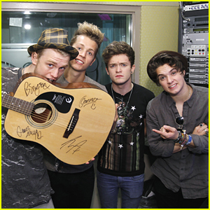 The Vamps Take Over Radio Disney Tomorrow - Get An Exclusive Sneak Peek!