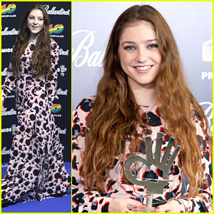 Birdy Beats Out Ariana Grande & Lorde For Los Principales Award