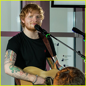 Ed Sheeran Comes to Sam Smith's Defense -