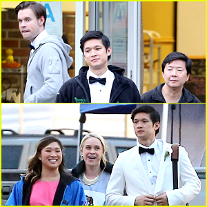 This Comedian Joined the 'Glee' Cast on Set This Week!