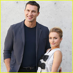 Hayden Panettiere & Wladimir Klitschko Welcome Daugher Kaya