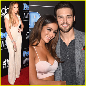 Ryan Guzman is One Hot 'Boy Next Door' at the People Magazine Awards 2014!