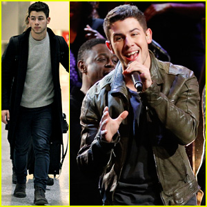 Nick Jonas Performs 'Jealous' with 'The Voice' Top 8 & You Have to See the Video!