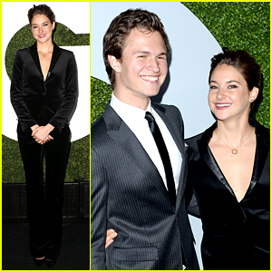 There's No Fault in These Shailene Woodley & Ansel Elgort Photos!