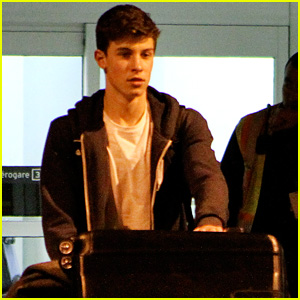 Shawn Mendes is Happy to Be Home in Canada for the Holidays!