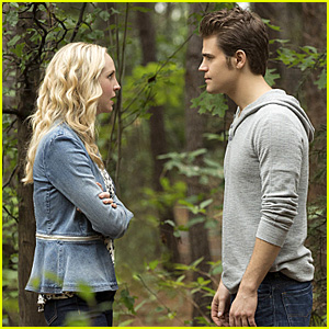Should Stefan & Caroline Hook Up on 'The Vampire Diaries' - Take Our Poll!
