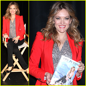 Amy Purdy Returns To Vegas With 'On My Own Two Feet' Book Tour