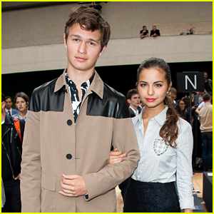 Ansel Elgort & Violetta Komyshan Are Dating Again After Split (Report)