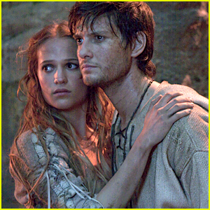 Watch Ben Barnes Battle With Magic In New 'Seventh Son' Stills!