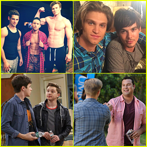 Who's Got The Best Bromance On ABC Family - Take Our Poll!