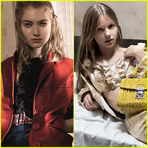 That Awkward Moment's Imogen Poots Models for Miu Miu - See the Pics!