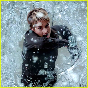 Shailene Woodley Breaks Through The Walls In New 'Insurgent' Trailer - Watch Now