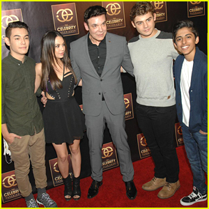 Janel Parrish & Garrett Clayton Join Ryan Potter For The Celebrity Experience Panel