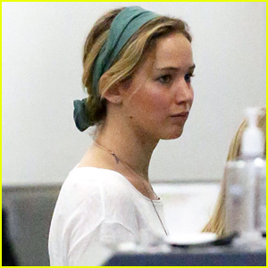 Jennifer Lawrence Emerges After Photo of Her & Chris Martin Surfaces on the Internet