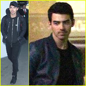 Joe Jonas Promises 'New Year, New Me'