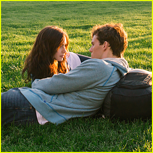 Lily Collins & Sam Claflin Bond on the Grass in Exclusive 'Love, Rosie' Still