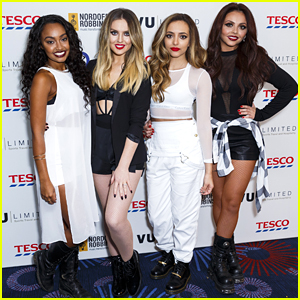Little Mix Steps Out For Nordoff Robbins Six Nations Championship Rugby Dinner