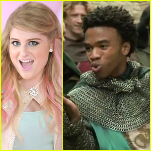 You Have To Watch The New 'Galavant' Promo To Meghan Trainor's 'All About That Bass'