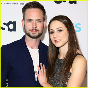Patrick J. Adams on Troian Bellisario's 'Suits' Role: She Appears in a Flashback